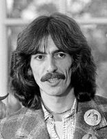 George Harrison is a Musician And Music Business